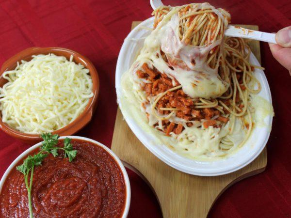 espaguetis cubanos